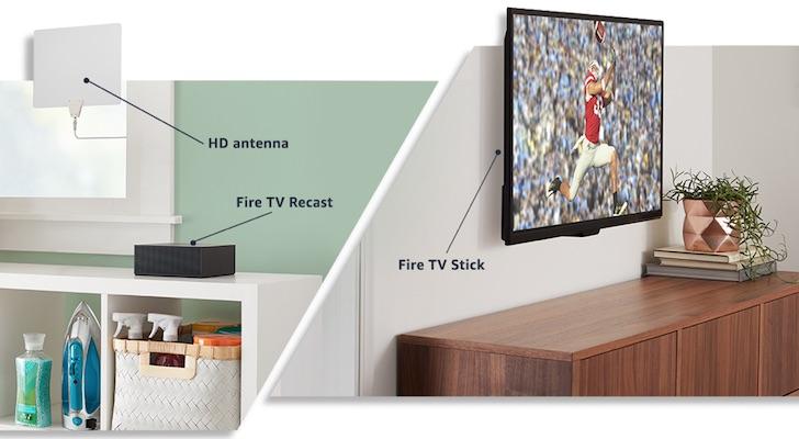 Alexa Event: Fire TV Recast