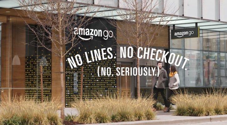 Amazon stock - Buy Amazon Stock: AmazonGo News Signals the Impending Push Into Offline Retail