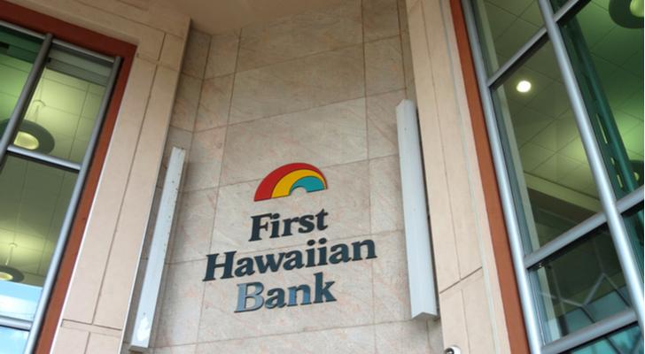 bank stocks First Hawaiian Bank (FHB)