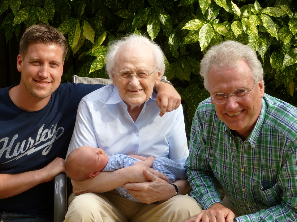 10 Grandparents Day Quotes to Post on September 9 10