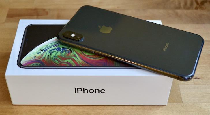 new iphone xs max