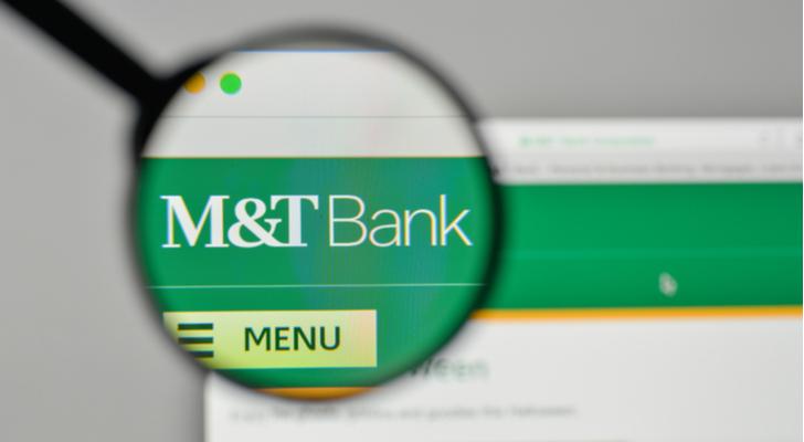 bank stocks M&T Bank (MTB)