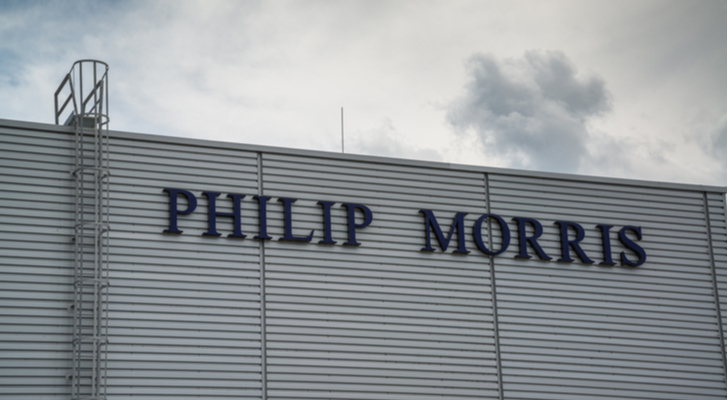High-Yield stocks: Philip Morris International (PM)