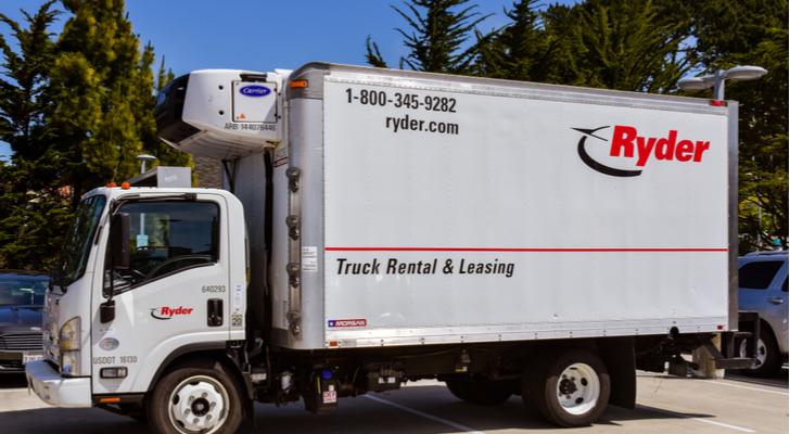 Trucking Stocks to Drive Your Portfolio: Ryder (R)