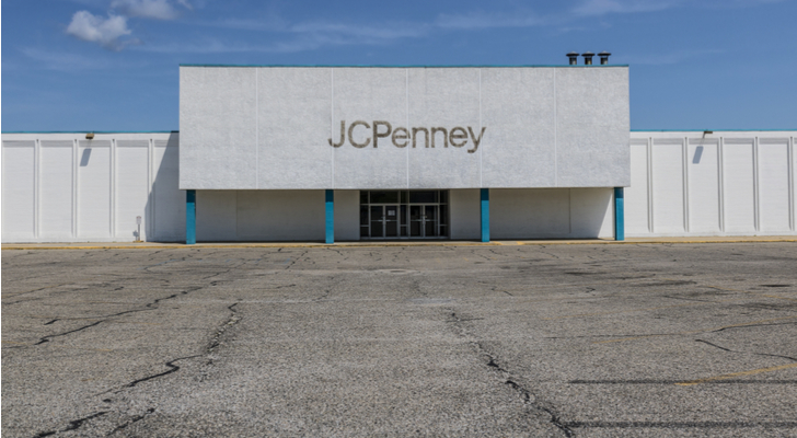 Blue-Chip Stocks to Sell: JC Penney (JCP)
