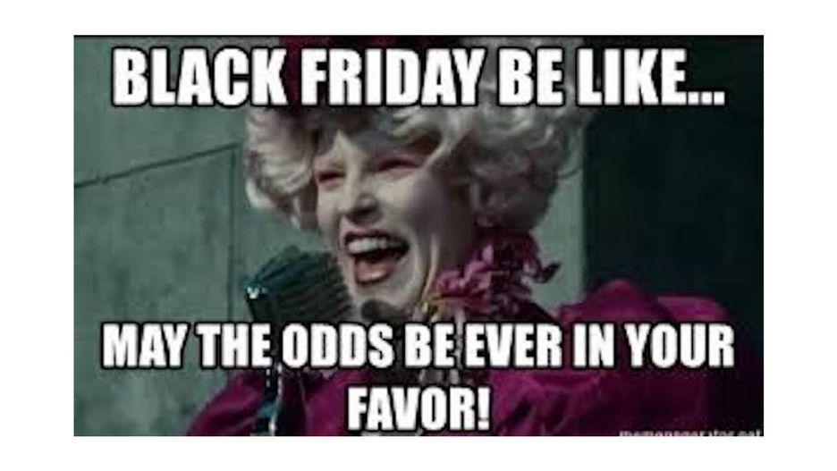 7 Funny Black Friday Memes to Post on Social Media in 2018 ...
