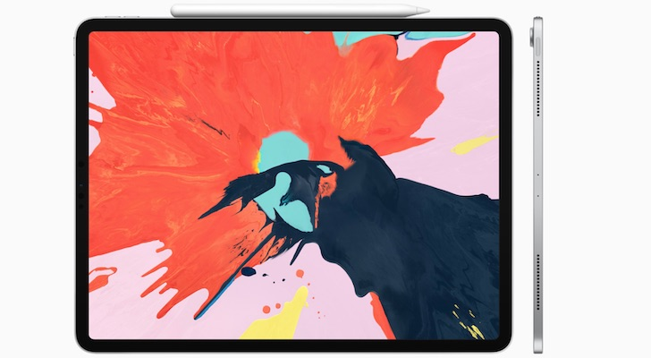 Holiday Gift Guide 2018 (Best Tablets and E-readers): Apple iPad Pro 11-inch