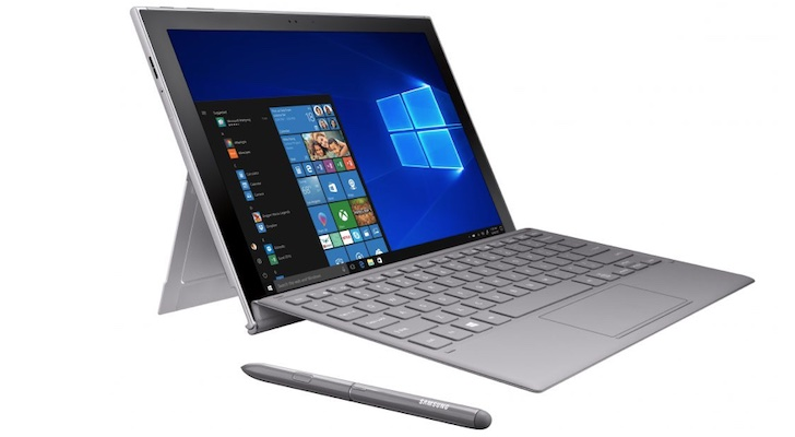 Holiday Gift Guide 2018 (Best Tablets and E-readers): Samsung Galaxy Book2