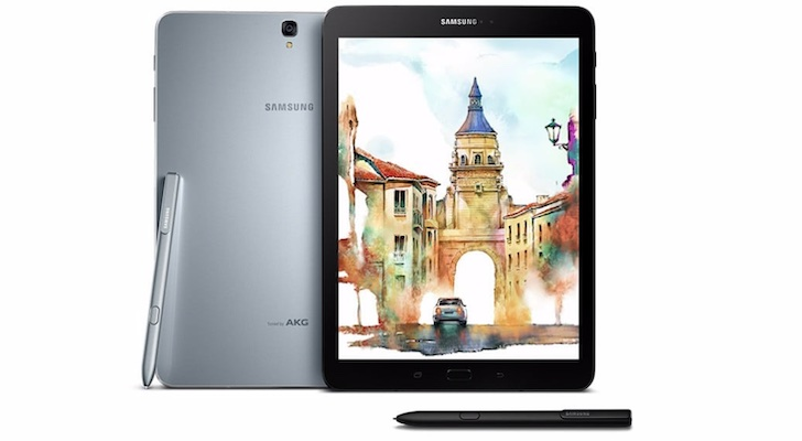 Holiday Gift Guide 2018 (Best Tablets and E-readers): Samsung Galaxy Tab S3