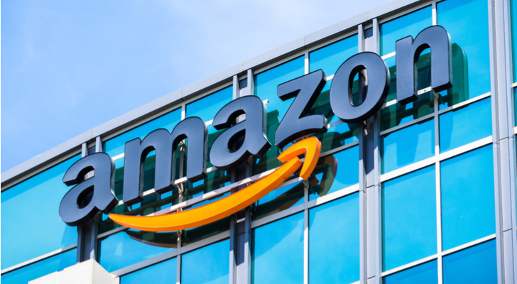Growth Stocks That Will Lead The Market Higher: Amazon (AMZN)