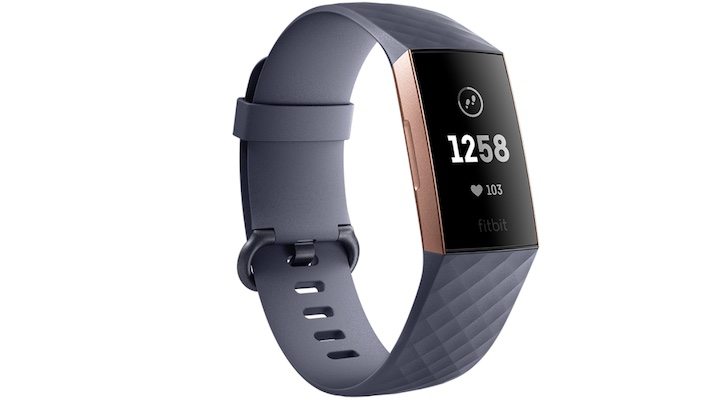 Holiday Gift Guide 2018 (Best Smartwatches and Fitness Trackers): Fitbit Charge 3