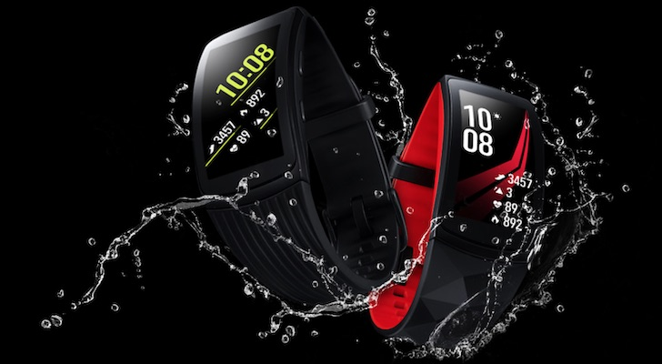 Holiday Gift Guide 2018 (Best Smartwatches and Fitness Trackers): Samsung Gear Fit2 Pro