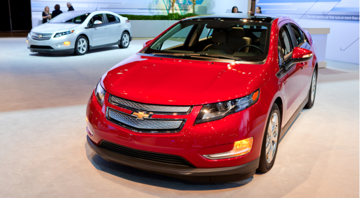 15 Political Stocks: General Motors (GM)