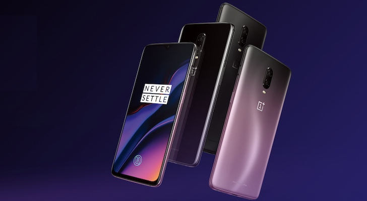 Holiday Gift Guide 2018 (Best Smartphones): OnePlus 6T