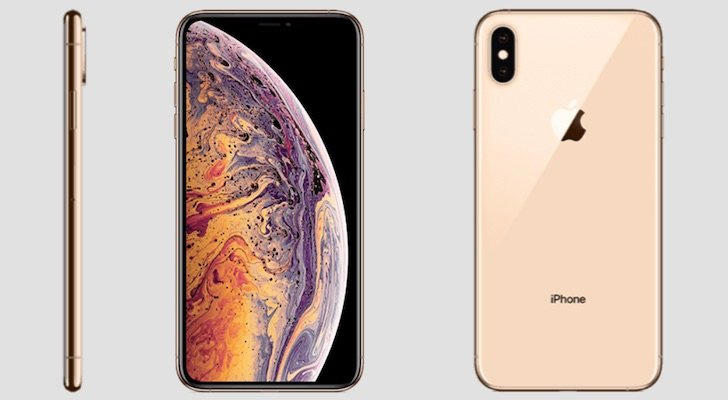 Holiday Gift Guide 2018 (Best Smartphones): Apple iPhone XS Max