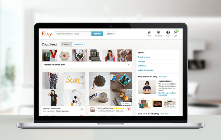 Etsy stock price - Etsy Stock's Well-Deserved Gains Have Stretched the Valuation to the Limit