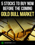 5 Stocks to Buy Now Before the Coming Gold Bull Market