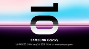 Unpacked 2019: Samsung Takes the Wraps Off Galaxy S10(s), Galaxy Fold and More