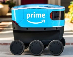 While Internet Focuses on Bezos, Amazon Is Stepping Up Its Logistics Game