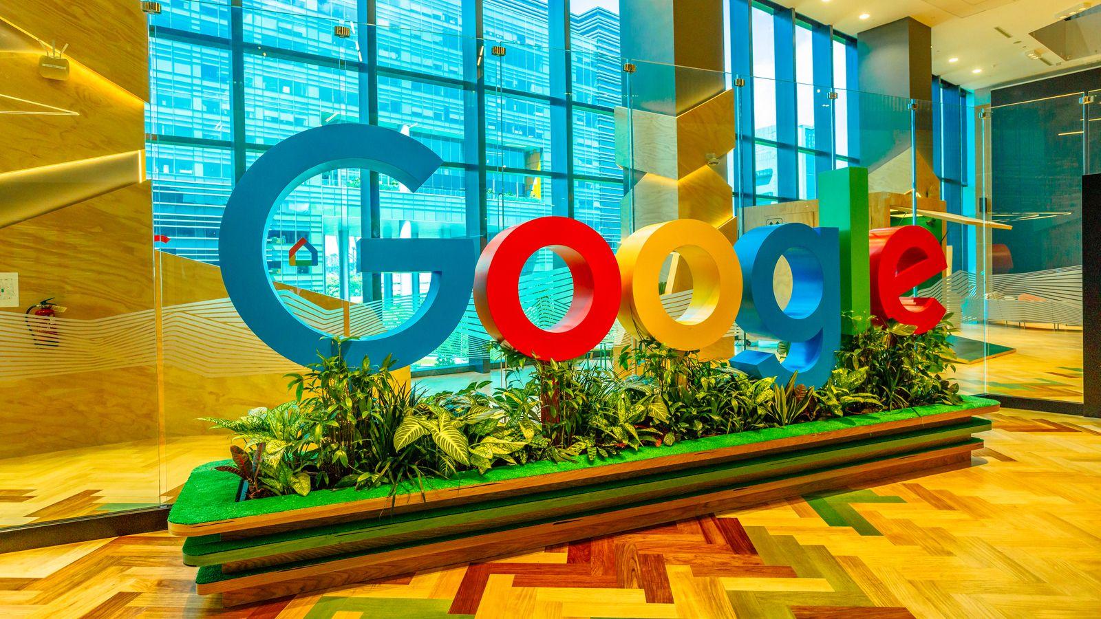 google stock - photo #4