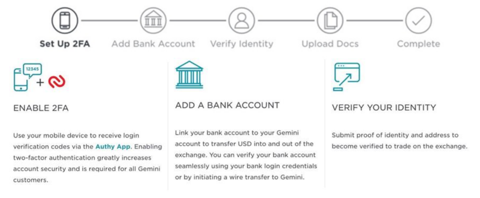 can i open more than 1 gemini cryptocurrency account