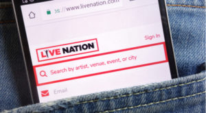 Live Nation Entertainment (LYV)