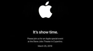 Tuesday Apple Rumors: Apple is Planning a Major Event for March 25