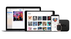 Apple Stock Benefits as Consumers Spend More on Music