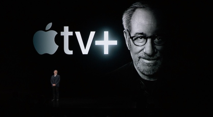 Apple TV+ - Apple Stock Plummets Amid Special Event Introducing Apple TV+