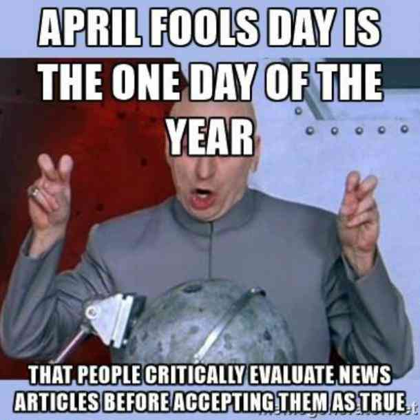 Here are the best April Fools' Day jokes from tech companies