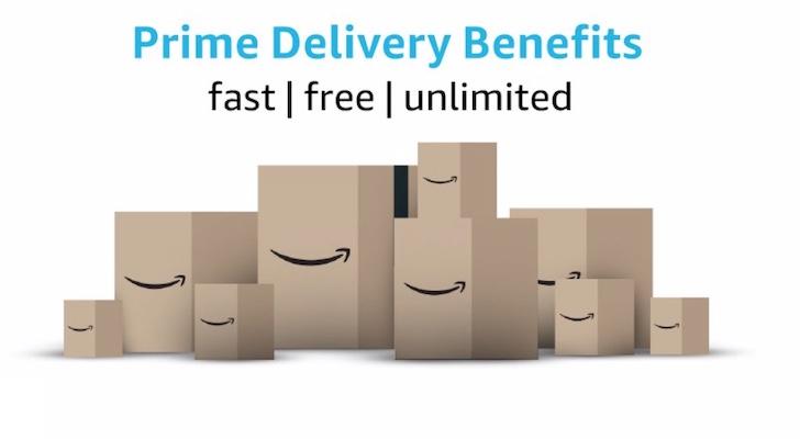 amazon prime shipping benefits