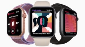 Mother's Day High-Tech Gift Guide: Apple Watch Series 4