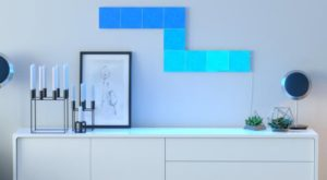 Mother's Day High-Tech Gift Guide: Nanoleaf Canvas