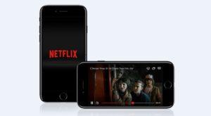 Netflix NFLX stock