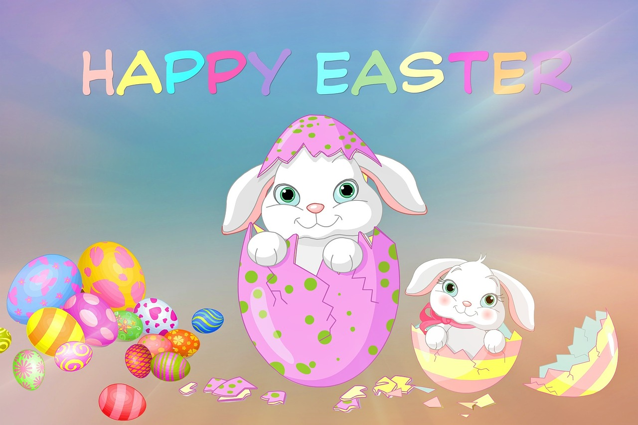8 Happy Easter Images to Post on Facebook, Twitter and ...
