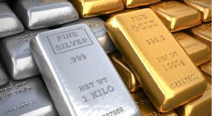 gold and silver bars (stocks to buy)