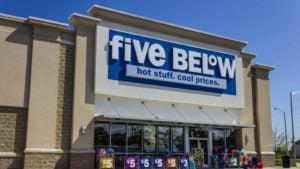 5 Retail Stocks That Are Getting It Done: Five Below (FIVE)