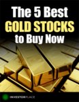5 Best Gold Stocks to Buy Right Now