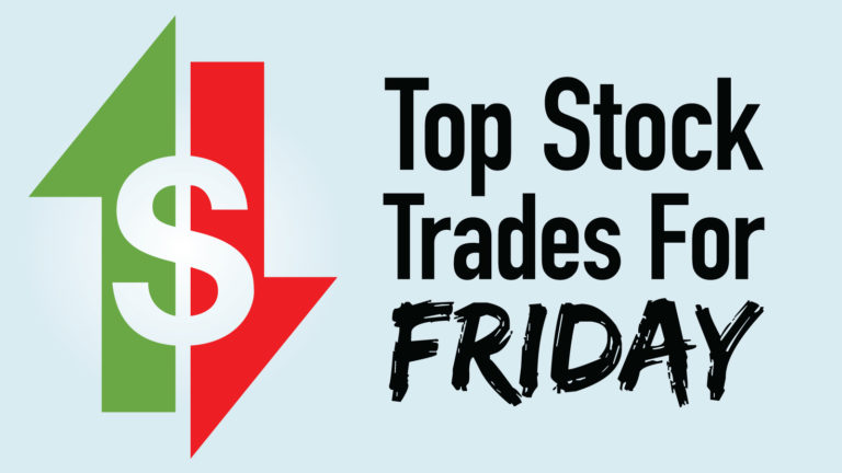 top stock trades - 4 Top Stock Trades for Friday: AAPL, GOOGL, SPY, DIS