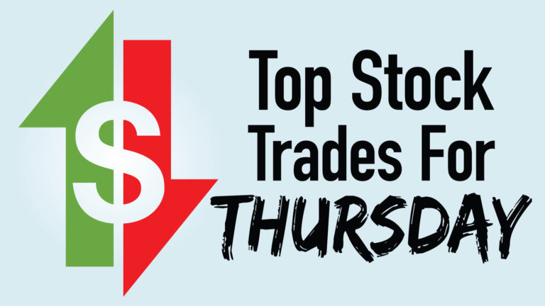 top stock trades - Top Stock Trades for Thursday: SNAP, FB, PINS, PYPL
