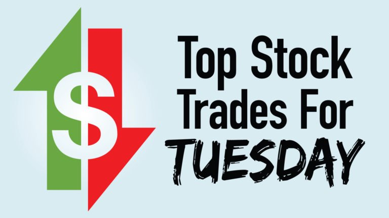 top stock trades - 5 Top Stock Trades for Tuesday: PG, NFLX, IBM, HAL, APT