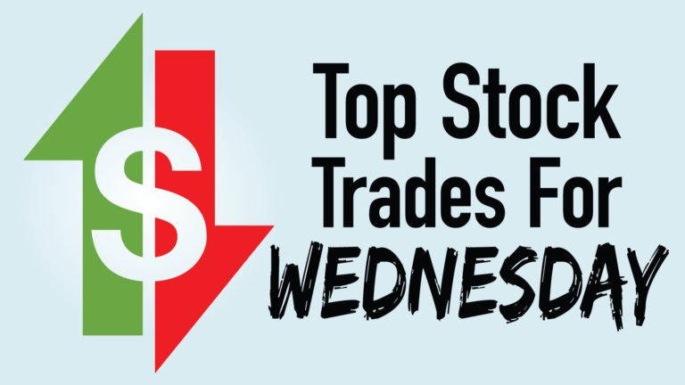 top stock trades - 4 Top Stock Trades for Wednesday: NVDA, AVGO, BAC, IQ