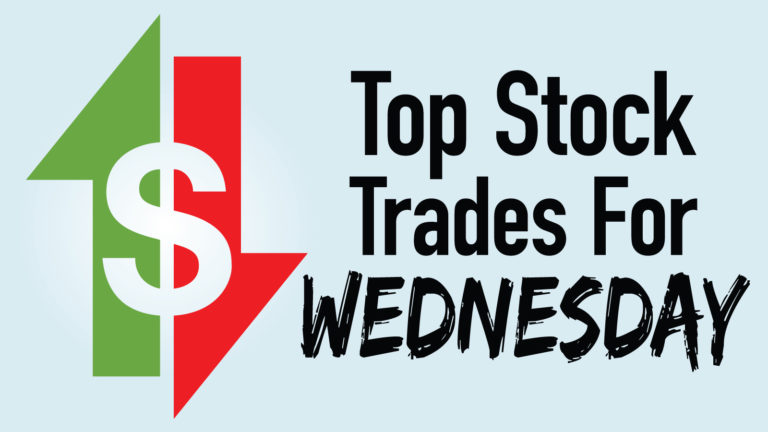 top stock trades - 4 Top Stock Trades for Wednesday: AMZN, HD, WMT, BE