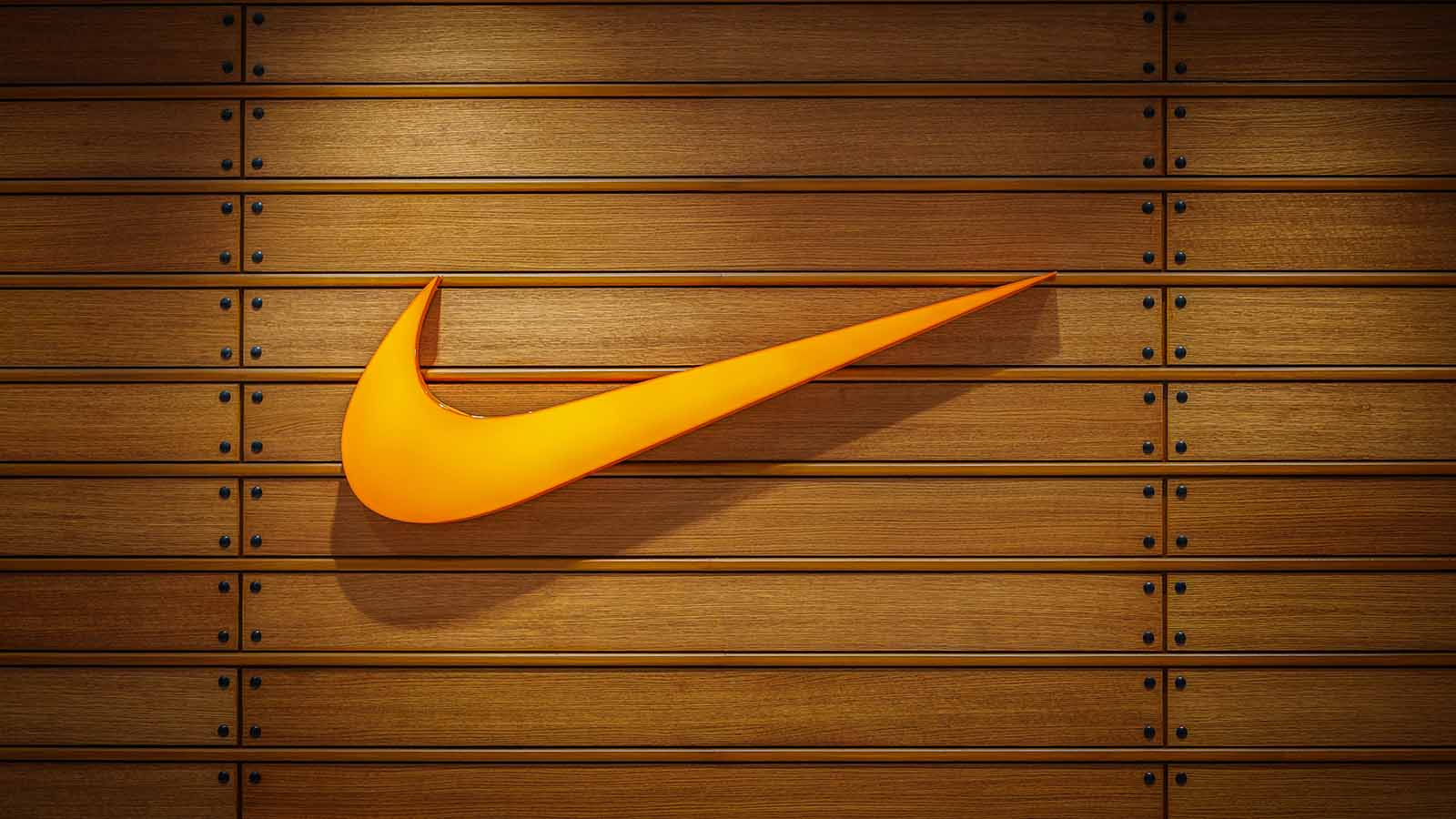 Dropping Amazon Provides Big Swoosh For Nike Stock