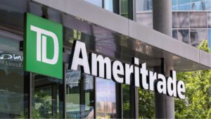 stocks to sell TD Ameritrade (AMTD)