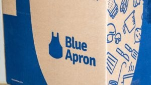 High-Risk Stocks Blue Apron Stock