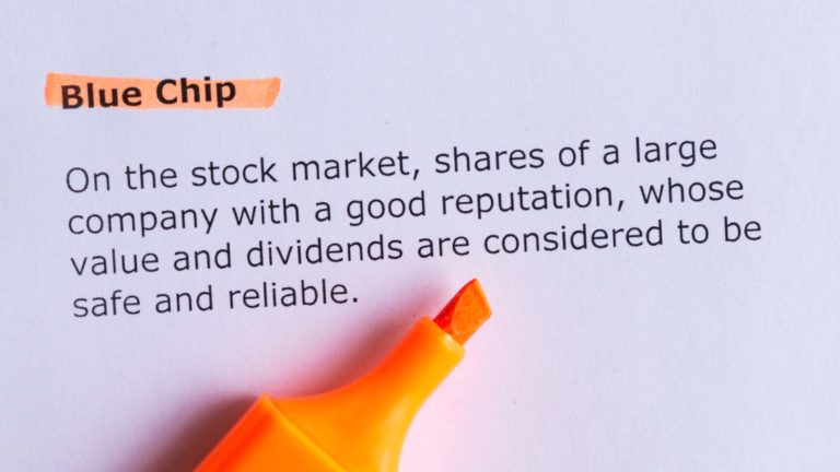 blue-chip stocks - 7 Ways to Define a Blue-Chip