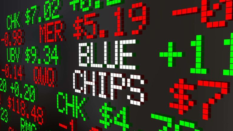 blue-chip stocks - 7 Blue-Chip Stocks With Strong Dividend Yields