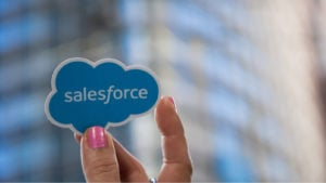 Salesforce Stock Has More Than Just Great Cashflow Going for It