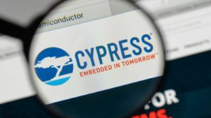 Stocks to Buy: Cypress Semiconductor (CY)